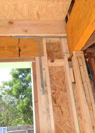 garage door framingframing  Leonhouse