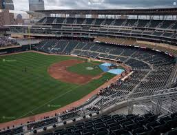 Twins Stadium Seating Chart Target Field Section 327 Seat Views Seatgeek