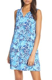 Lilly Pulitzer Size Chart Dresses Lilly Pulitzer Johana Cover Up Shift Dress Nordstrom