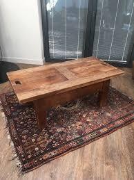french oak coffee table in southside glasgow gumtree unique s unique tattoo spots