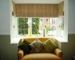 12 Best Bow Window Ideas Images On Pinterest  Bow Window Curtain Ideas For Windows With Blinds