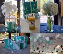 84 Best Tiffany Blue Bridal Shower Ideas Images On Pinterest Tiffany And Co Themed Baby Shower