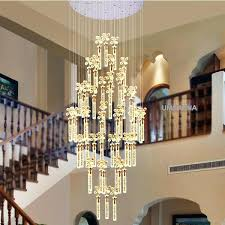pendant lighting chandelier led modern chandeliers bubble bar crystal chandelier lights fixture pendant lamps hall bed