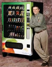Vending Machine Entrepreneur Unique This Week's Green Scene Column In Crain's Chicago Business Vending