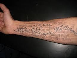 40 Vorschläge Für Kurze Tattoo Sprüche Auf Latein Und Griechisch