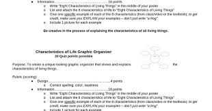 Examples Of Characteristics Image Collections - Resume Cover Letter ...