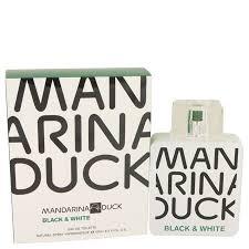 <b>Mandarina Duck Black</b> & <b>White</b> by <b>Mandarina Duck</b> Eau De Toilette ...