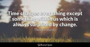 Quotes About Change And Love Adorable Time Changes Quotes BrainyQuote
