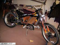 armslist for sale schwinn stingray orange county chopper bicycle