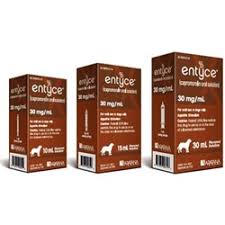 Entyce Dosing Chart Entyce Appetite Stimulant Oral Solution For Dogs 30mg Ml 15 Ml
