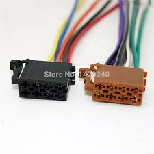 iso wiring harness reviews online shopping iso wiring harness universal male iso radio wire cable wiring harness car stereo adapter connector adaptor plug for volkswagen citroen audi ca1795
