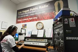 office radio.  Radio Hung Mui Amy Chim Liaison For International Affairs Broadcasts From  Studio B At The On Office Radio E