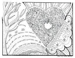 Kindness Coloring Pages Printable Kindness Coloring Pages Ways To