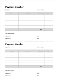 Payment Remittance Template Classy A Payment Voucher Template Is An Accounting Document That Is Used To