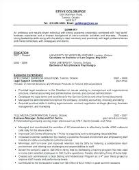 How To Structure A Resume Sample Chronological Resume Format Resume
