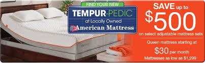 Veterans Day Mattress Sale American Mattress