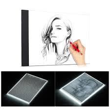 Light Box Drawing Tracing Best A4 Size Ultra Thin Led Light Box Drawing Tracing Tracer 1 Sale Online Shopping Cafago Com