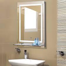 Led Badezimmerspiegel Mit Glas Ablage Bestellen Weltbildde
