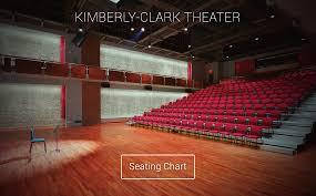 Kimberly Clark Seating Chart Box Seating Fox Cities Pac
