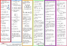 KS1 and KS2 Mixed Mental Maths Taster | Classroom Secrets