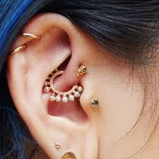 What Are The Most Painful Ear Piercings Pierced