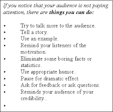 audience analysis example analyzing your audience