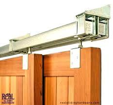 heavy duty closet door hardware pocket track and rollers tracks sliding