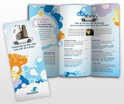 Cleaning Service Brochure Template