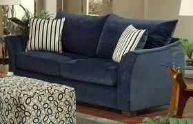 Blue Sofa 30 Collection Of Dark Blue Sofas