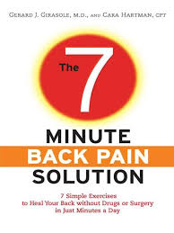 the 7 minute back pain solution