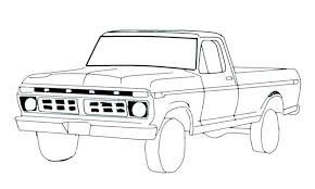 coloring pages old chevy truck coloring pages pick up pa silverado