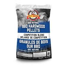 pit boss 40 lb wood pellets
