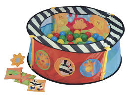 ball pit for babies. elc sensory ball pit for babies m