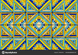 carpet pattern design. Seamless African Pattern. Ethnic Design On The Carpet. Aztec Style Carpet Pattern A
