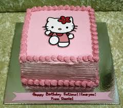 Hello Kitty Cake 18