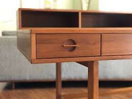 flip top desk. 8 Of 12 · Danish Modern Teak Flip Top Desk By Jens Quistgaard For Peter Lovig Nielsen 1974