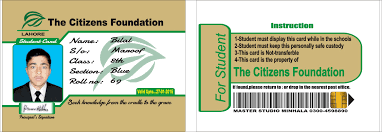card maker template student cards designs id card maker student card template student
