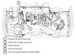 heater hose diagram ford bronco forum click image for larger version 87heaterhoserouting5 8efi jpg views 37691 size