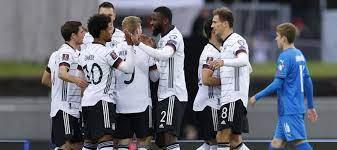 ไอซ์แลนด์ v เยอรมนี ผลบอลสด ผลบอล ฟุตบอลโลก 2022 รอบคัดเลือก โซนยุโรป