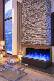Electric Fireplace Modern Design