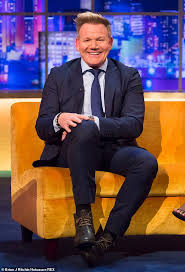 Alice J Ramsay Relationship Chart Gordon Ramsay Reveals He Blacked Out During The Scary