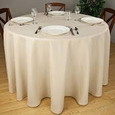 solid color round tablecloths by the dozen premier 7 2 oz spun polyester