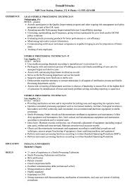Sterile Processing Technician Resume Sterile Processing Technician Resume Samples Velvet Jobs 1