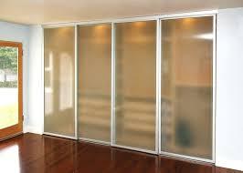 decoration frosted glass sliding door wardrobe closet doors for