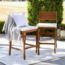 armless outdoor bar stools outdoor