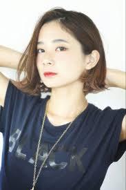 前髪が鍵かっこいい女になる方法hair Inside 女性 髪型