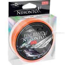 Купить Плетеный шнур <b>Mikado Nihonto Fine</b> Braid 100 м ...