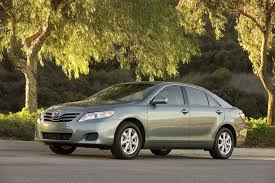 2011MY Toyota Camry V6 gains 1mpg in both City and Highway driving ...