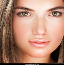 makeup tips for hazel eyes and brown hair