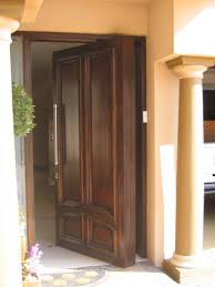 90mm thick Pivot Door